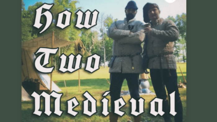 How Two Medieval Featured Image Banner