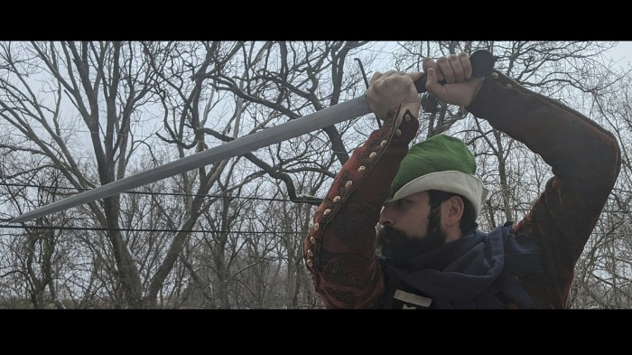 Featured Image Sword Over Head for the Medieval Reenactment and Living History Resource The Turnip of Terror