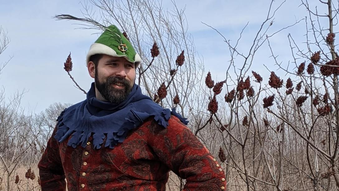 Featured Image for the Article March is Madness Post on the medieval reenactment and living history resource the Turnip of Terror