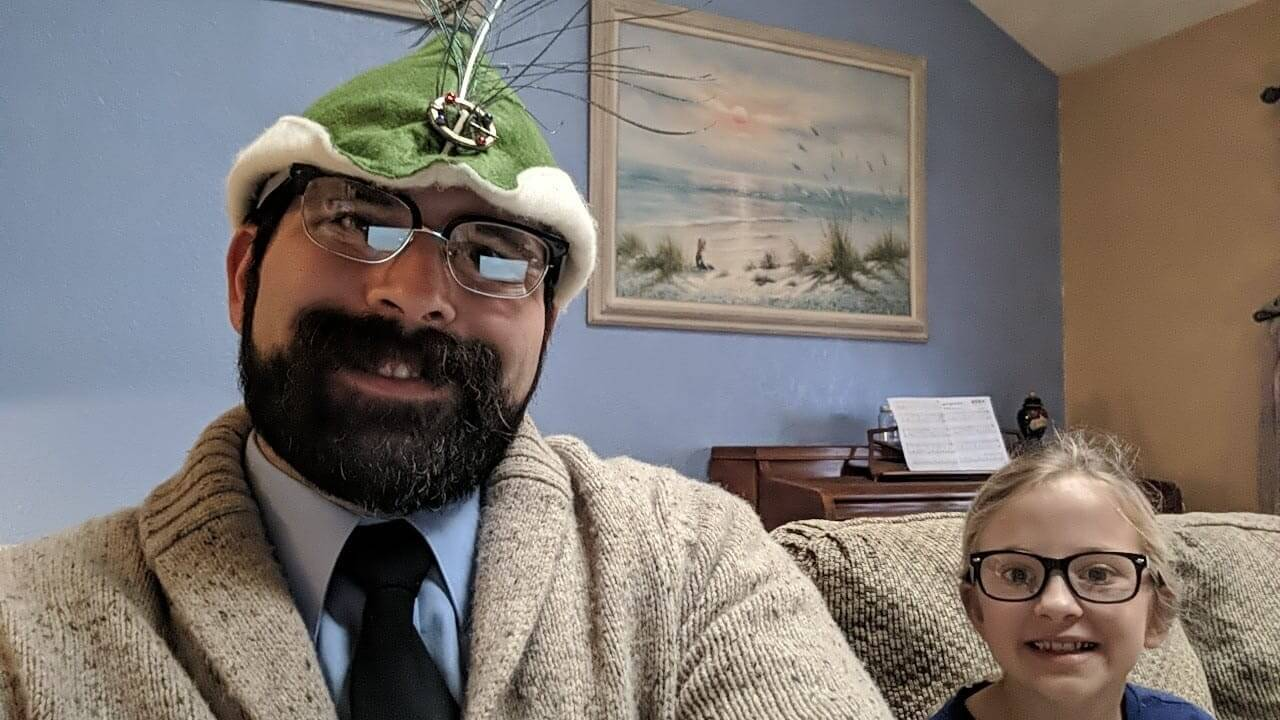 Story Time with Uncle T on the medieval reenactment and living history resource the Turnip of Terror