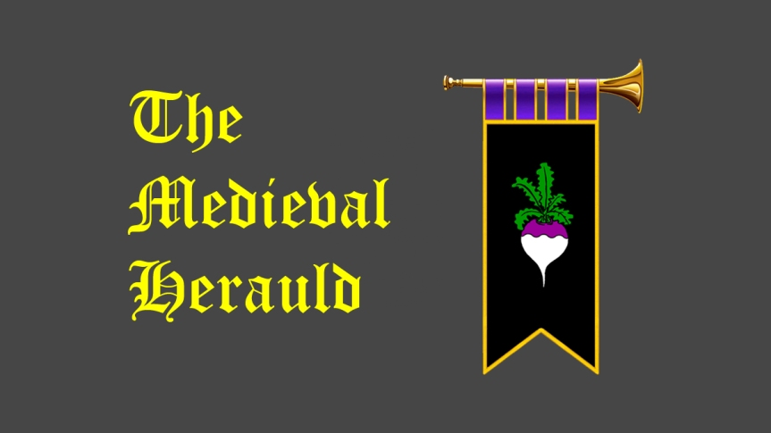 The Medieval Herauld#7