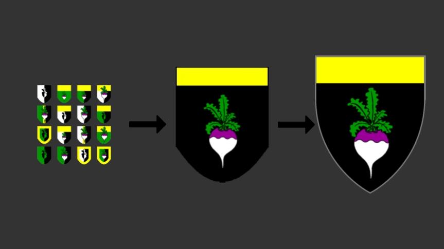 Heraldry Update!