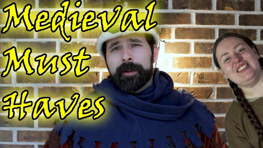 Top Ten Medieval Clothing Must Haves
